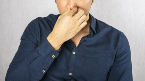 What To Do When an Employees Body Odour is Overwhelming