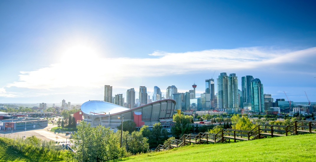 Calgary, Spring, events, May